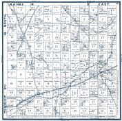 Sheet 017 - Township 19 and 20 S., Ranges 16 and 17 E., Bostonland, Fresno County 1923